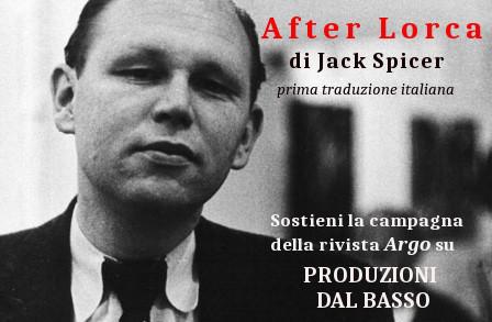 Il capolavoro del poeta culto Jack Spicer